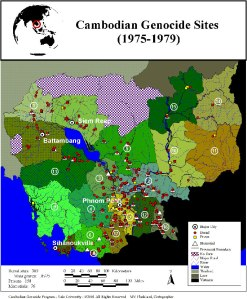 genocide sites