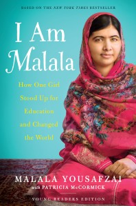 Young Readers' edition of I am Malala